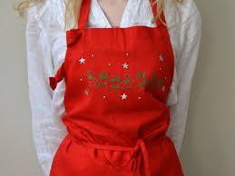 tablier cuisine fille tablier cuisine pour petit garçon ou fille orange ribambelle