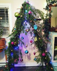 ladder christmas tree are ditching real trees for ladder christmas trees 10