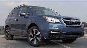subaru forester 2018 subaru forester review youtube