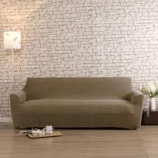 housse extensible canapé comptoir des toiles housse de canapé 3 places bi extensible