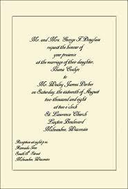 wedding invitation exle sles of wedding invitations haskovo me
