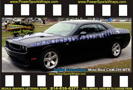 Dodge Challenger Custom - 2010 dodge challenger custom digital camo graphics moto blue