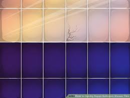 Bathroom Shower Tile Repair How To Quickly Repair Bathroom Shower Tiles 6 Steps