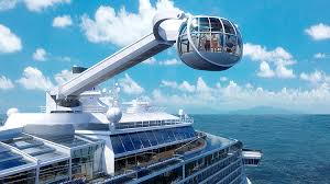 largest ship in the world 5 biggest cruise ships in the world todays salt