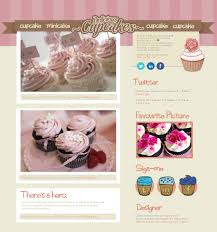 vintage tumblr themes free html theme para tumblr layout cupcake by tayanee on deviantart
