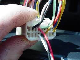 how to installing mitsubishi aux mp3 cable evolutionm