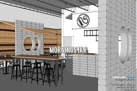 david buehrer to open morningstar coffee u0026 donuts in the heights