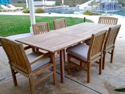 teak patio table with leaf teak patio furniture woodland hills iksun teak patio furniture