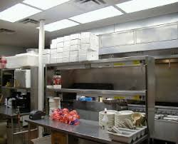 Restaurant Kitchen Lighting Beffel Lighting Jackson Michigan Provided The Restaurant