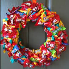candy wreath how to make a candy wreath skip to my lou recipes