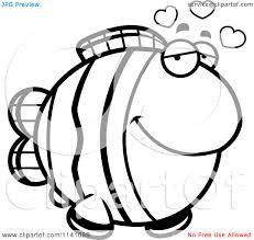 clown fish clip art black and white clipart panda free clipart