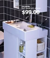 bathroom sink ikea work small miracles in your small bathroom with this lillången