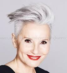 short hairstyles for seniors with grey hair 20 collection of short hairstyles for grey hair