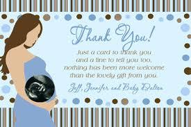 shower thank you gifts thank you baby shower gift diabetesmang info