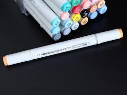 sketch color marker pen finecolour architecture alcohol based art