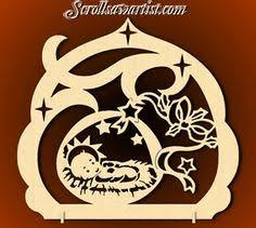 free scroll saw patterns christmas ornaments patterns free
