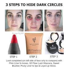 makeup applying mascara how best under eye concealers for dark circles 3 steps to hide this