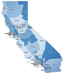 us area code california zip code map us area code california with 350 x 404