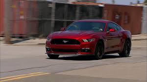 review of 2015 ford mustang 2015 ford mustang review roadshow