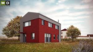 small energy saving house with attic lhotka u ostravy master