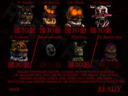 five nights at freddy s halloween update five nights at freddy s 4 gets a halloween update gamer assault