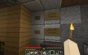 Minecraft Enchanting Table Bookshelves Minecraft Simplistic How To Make A Simple Two Level Enchantment