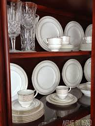 how to arrange dishes in china cabinet tips on how to arrange a china cabinet average but
