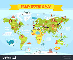 map of the world for kids моды wargaming