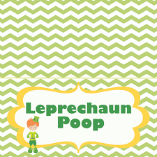 leprechaun with printable tales of a ranting ginger