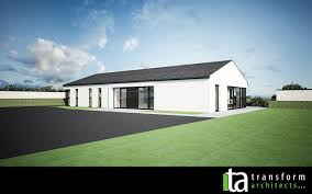 white rendered modern bungalow ideas for the house pinterest