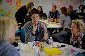 design thinking workshop entrepreneurs participate in sap design thinking workshop endeavor