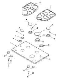 Parts For Jenn Air Cooktop Parts For Jenn Air Jgc9430bds Cooktop Appliancepartspros Com