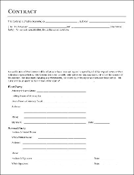 free contract templates for small business sanjonmotel
