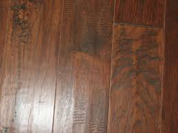 stressed wood floors are popular