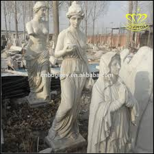 God Statue by Stone Carving Western Figure Four Seasons God Sculpture European