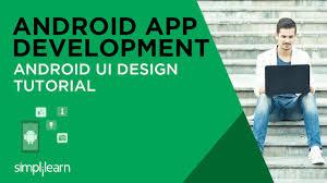 android studio ui design tutorial pdf android ui design tutorial android app development tutorial for