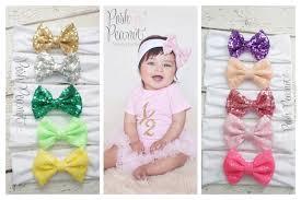 baby bow headbands bow headband sequin bow headband floppy bow headband
