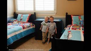 awesome twin beds for boys youtube