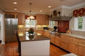 countertops marble countertop for nowadays kitchen wooden range