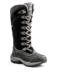 womens winter boots canada black s winter boots kodiak canada s boot