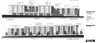 Multi Family Plans by New Development Planned For 7th Street Charlotte East