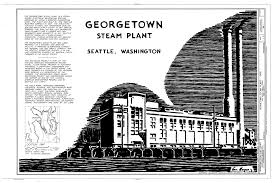 Seattle Map Airport by File Georgetown Steam Plant South Warsaw Street King County