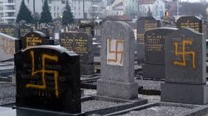 Vandals desecrate Jewish graves at Auckland cemetery   The Times     The Times of Israel
