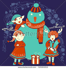 vector design celebrating festival merry stock vector