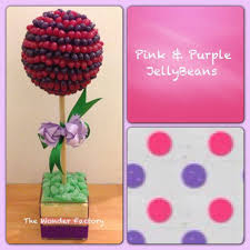 jelly bean bouquet topiary lollie lolly facebook the wonder