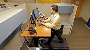 could working at a treadmill desk make you smarter cbs news