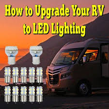 where can i get led lights for the inside of my rv