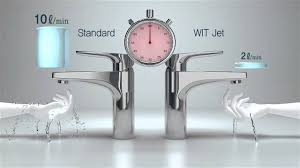 Water Conservation Faucets Water Saving Faucets Youtube