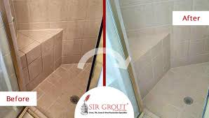 Grout Cleaning Service Learn How Our Tile And Grout Cleaners Revived The Beauty Of This