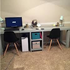 Computer Desk Manufacturers 25 Best Two Person Desk Ideas On Pinterest 2 Person Desk Intended